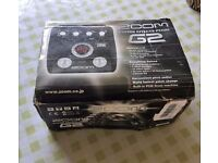 Zoom G2 - Guitar Effects Pedal