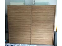 Large Bedroom Wardrobe