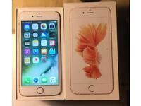 iPhone 6s 16gb unlocked. Mint condition.
