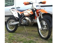 KTM 250 XC 2016 Road Registered Excellent Condition