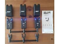 Delkim alarm full setup
