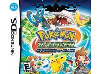 Pokemon Ranger Nintendo DS Game (Cartridge Only, no box)