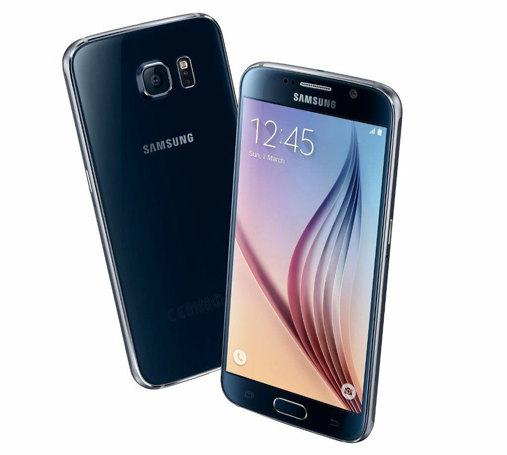 Samsung Galaxy S6 Black Sapphire 32GB