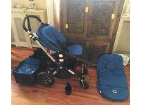 Bugaboo Cameleon3 Royal Blue + Accessories