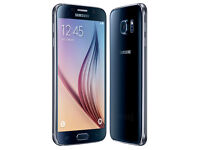 Unlocked Samsung Galaxy S6 Android Mobile Phone - Black- 32GB