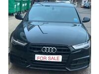 Audi A6 black edition 2017 Special edition Quattro