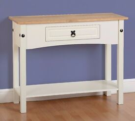 New hall console tables from £29 - £499, in stock now, collect today