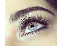 Eyelash extensions £35*