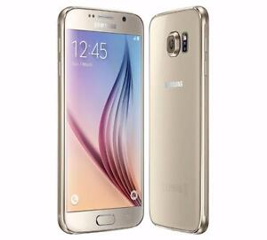 THE CELL SHOP has a Samsung S6 Gold Unlocked to all providers including Freedom Mobile