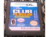 ds club penguin elite force