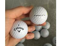 Callaway Supersoft Grade A x12 golf balls