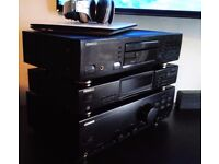 KENWOOD Stereo Integrated Amplifier (KA-2060R) & AM FM Stereo Tuner KT2060L