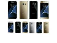 Unlocked As New Samsung Galaxy S7 Edge 32gb Open To All Networks All Colours Available