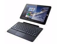 Linx 1010B 10.1 inch Tablet - (Intel Atom Z3735F Quad Core, 100 GB, 2 GB, Windows 10) with Keyboard