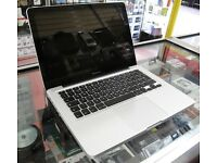 Apple MacBook Pro 13 Silver Intel Core i5 CPU 2.40 GHz 8GB Ram 1.2 TB FUSION DRIVE