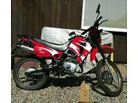 Kinroad xt125gy (spares/repair)