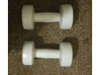 Dumbells - 1.5kg