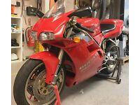 Ducati 748 Biposto (1999)