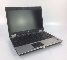 WINDOWS 7 PRO HP ELITE BOOK 8440P LAPTOP - INTEL CORE i7 - 8GB RAM - 120GB HDD