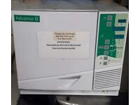 Prestige vacuum autoclave for parts (free of charge)