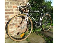 Townsend road bike - cycle - Small adult or Teanager