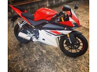 Yamaha YZF - r125 - Low Miles - Great Value - Must Look