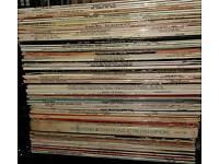 85+ jazz vinyl collection