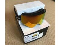 4dc0927d77d0 Electric Snowboard Ski goggles EGX + spare lens