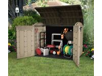 Keter Ultra XXL Garden Shed/Storage Box, Cycle Storage, Motorbike Storage, ***LOCAL DELIVERY***