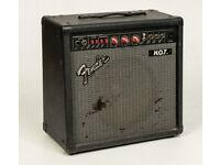 Fender H.O.T. 25watt Guitar amp