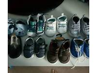 Baby Shoes boys 0-3, 3-6,6-12months