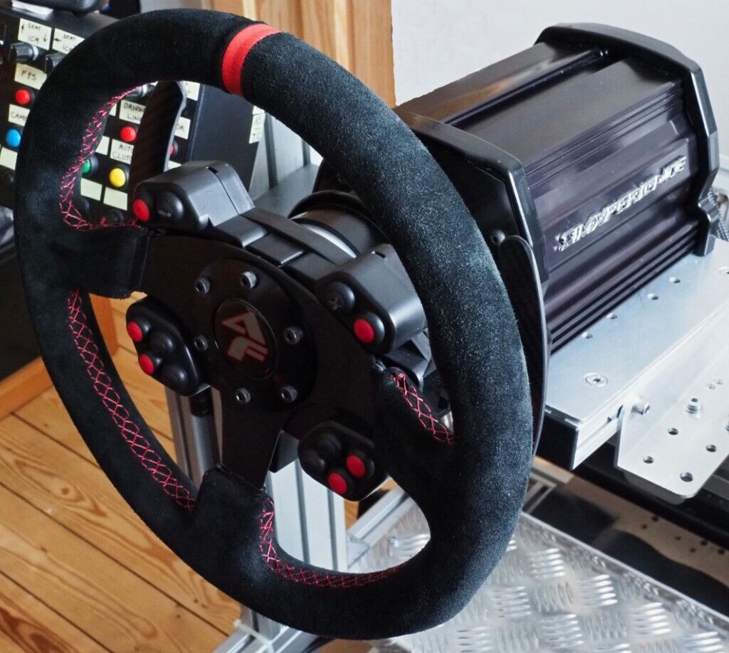 SimXperience Accuforce Pro Sim Racing Wheel | in Stone, Staffordshire |  Gumtree