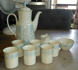 Royal Doulton TC1020 Coffee Set