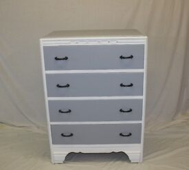 Chest of Drawers Painted Furniture