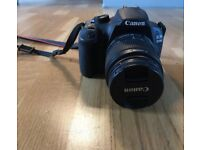 CANON EOS1200D PERFECT CONDITION CHARGER & BATTERY INCLUDED