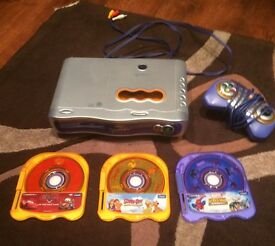 Vsmile Pro Console, Controller & Games