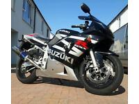 Suzuki gsxr 600 k3 2003 8500 miles 2 owners cbr zx r6