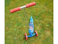 Kids Spiderman Scooter - Three Wheels, Good Condition, Boy/Girl Outdoor Toy