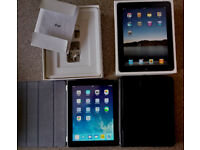Apple iPad 4 32Gb Wifi + Cellular 9.7 inch Black Excellent Condition