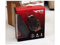 Patriot Memory Viper V360 - 7.1 Gaming Headset - Brand New Not Used.