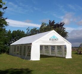 Regency Marquee Hire / Tent Hire - CALL US FOR MORE INFO