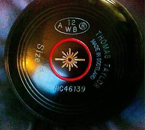 Taylor Vector 'Thomas Taylor' Lawn Bowls Size 3 Great Condition Long Jetty Wyong Area Preview