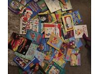 Approx 40+ children's kids books