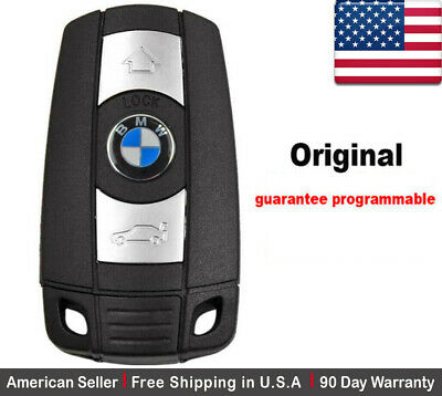1x OEM Replacement Keyless Entry Remote Key Fob For BMW KR55WK49123 KR55WK49127