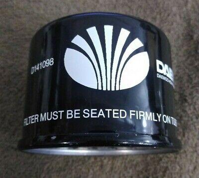 New Daewoo Filter Breather Forklift D141098