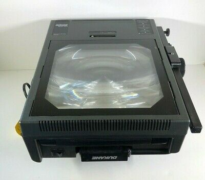 Dukane 28a4003 Portable Overhead Projector-working Tested
