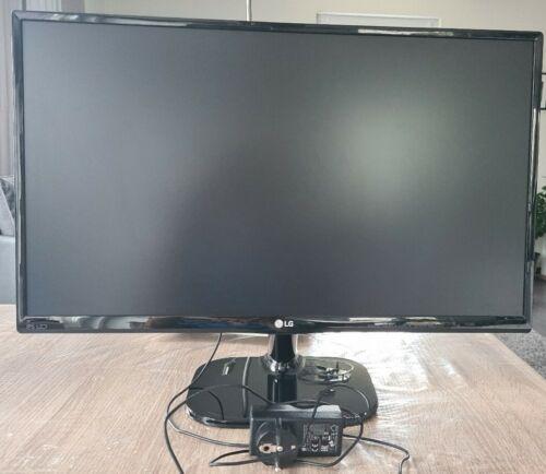 LG 24MP48HQ-P schwarz 24 Zoll Monitor (Full HD 1920x1080/16:9/5ms/HDMI) EEK: B