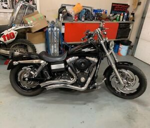 Dyna Vance and Hines super radius pipes