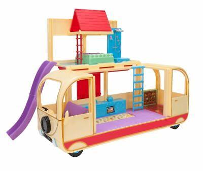3yr Old Girl Toys 4yr 5yr Boy Kids Toddlers Peppa Pig Playset Camper Transform