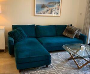 King Furniture Sofa - Delta III